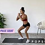Circuit One: Double-Pulse Squat — 12 Reps
