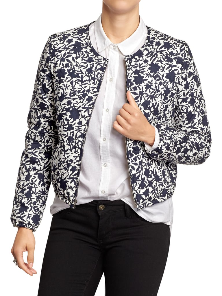 A Bomber Jacket to Channel Your Favorite It Girl