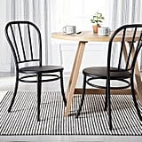 Set of Two Steel Bistro Dining Chair