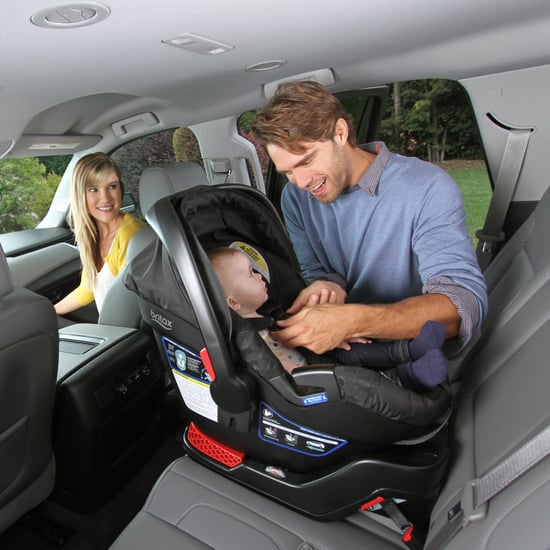 When Can Kids Ride In Front Seat Of Car Popsugar Moms