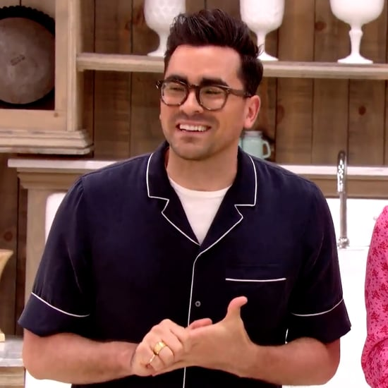 Dan Levy as Host on The Great Canadian Baking Show | GIFs