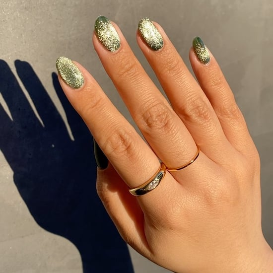Velvet-Nail-Art Inspiration For the Holidays