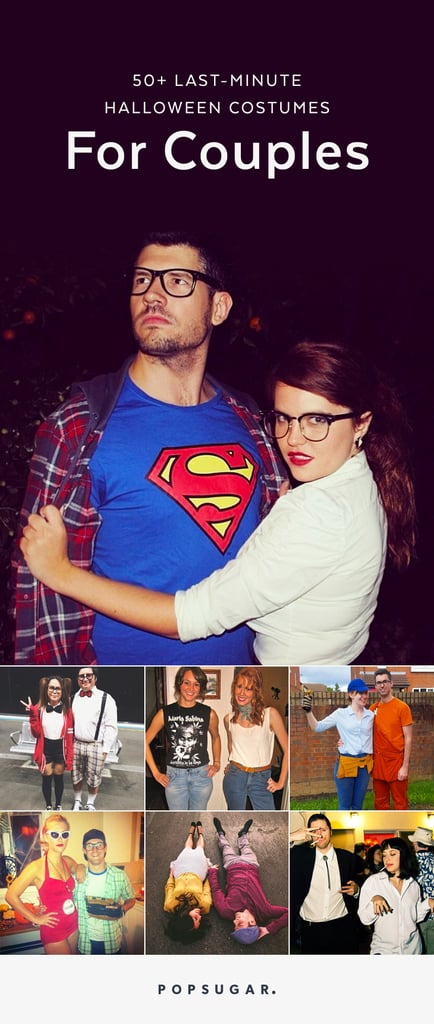 Last,Minute Couples Costumes