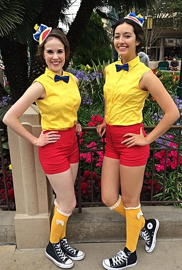Disney Costumes For Best Friends