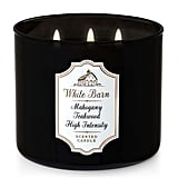 Bath & Body Works 3-Wick Candle in Mahogany Teakwood