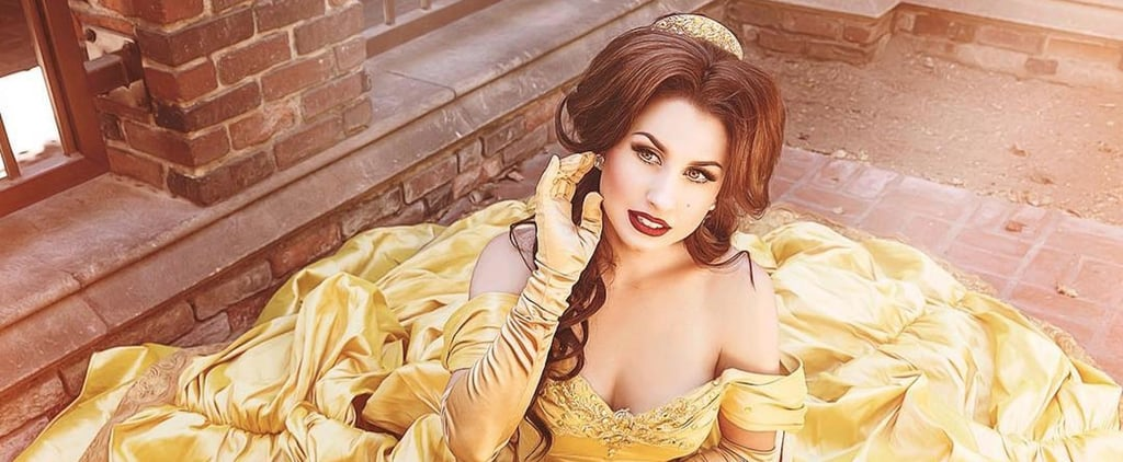 Belle Costume Ideas