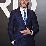 Alexander Ludwig on the Red Carpet