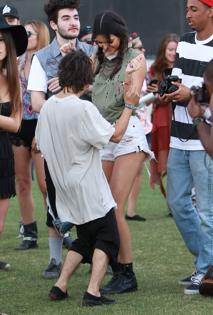 Celebrities Turn Coachella Into a Star-Studded Oasis