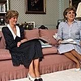 Princess Diana Wore Her Polka-Dot Dress in 1985