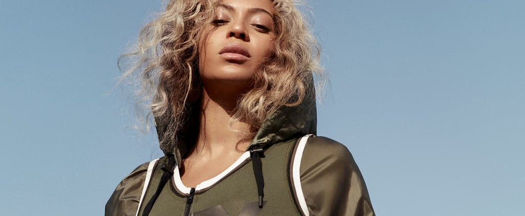 Beyoncé's New Ivy Park Fall Collection Has a Few Surprises Up Its Sleeve