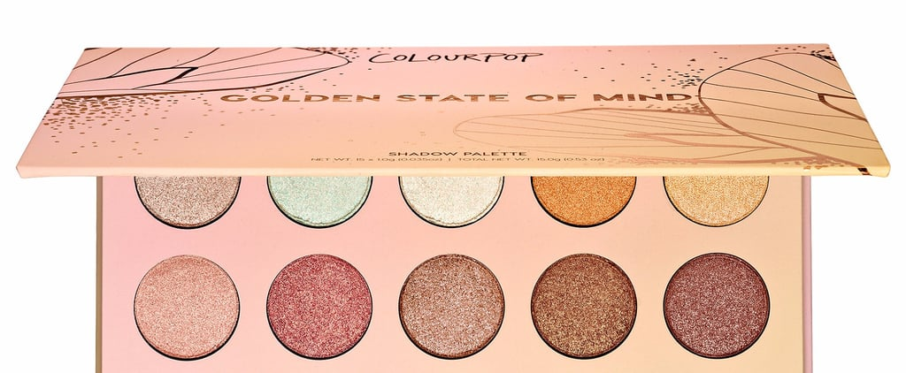 Oooh, ColourPop Is Coming Out With an All-Glitter Shadow Palette!