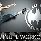 5-Minute Batman Workout