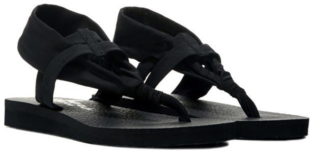 a350041e928f Skechers Women s Meditation Studio Kicks Sandal