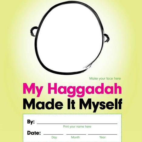 photograph regarding Printable Haggadah Free titled Pover Child-Pleasant Haggadahs POPSUGAR Spouse and children