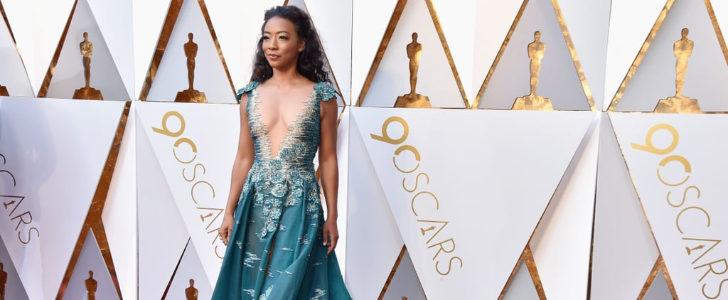These Celebrities Saved Their Sexiest Dresses For the Oscars