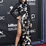 Saweetie at the Billboard Music Awards 2019