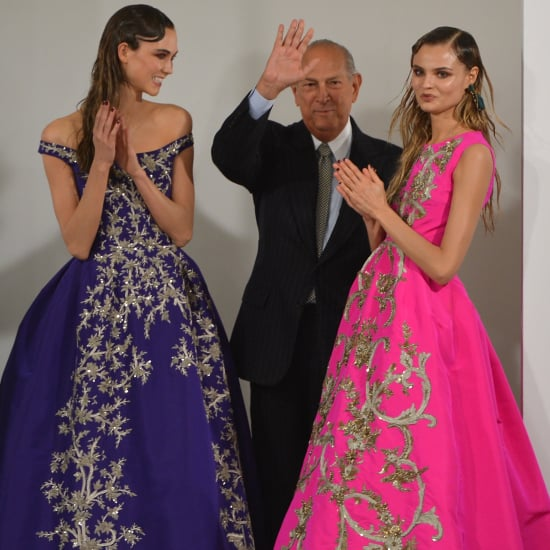 Oscar de la Renta Hasn't Hired John Galliano Yet, but He's Trying to