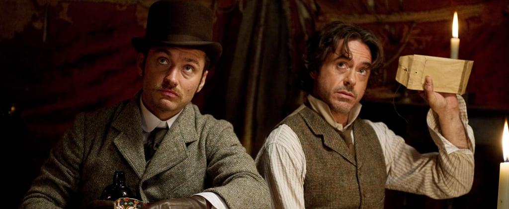 Sherlock Holmes 3 Movie Details