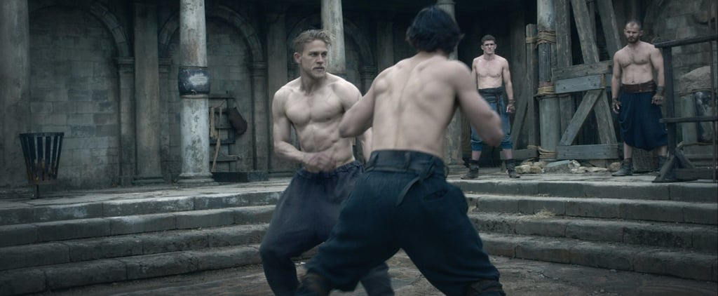 King Arthur: Legend of the Sword Video With Charlie Hunnam
