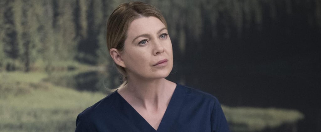 Ellen Pompeo Tweets About Grey's Anatomy Season 14 Finale