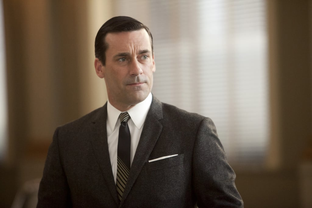 """""""I'm sure Jon will be nominated for the upcoming prequel, Dick Whitman, Horny Hobo."""" — Pitching a Better Call Saul-style show for Jon Hamm."""