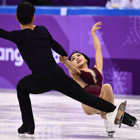 "Team China Skating to ""Hallelujah"" at Winter Olympics 2018"