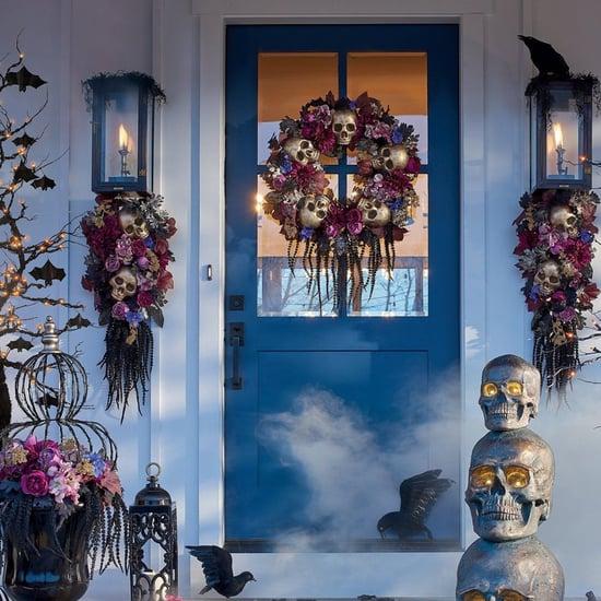 40+ Spooky and Festive Halloween Wreaths