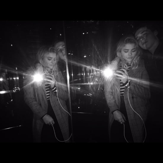 Chloe Grace Moretz and Brooklyn Beckham's Matching Sneakers