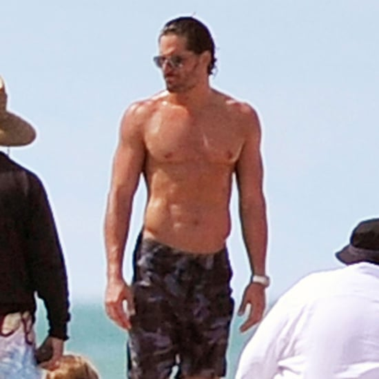 Joe Manganiello Shirtless Pictures
