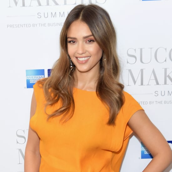 Jessica Alba's Daughters Are the Best Big Sisters to Their Baby Brother