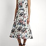 Melania's Valentino Dress