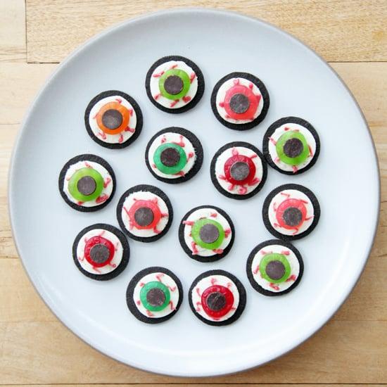 Easy Oreo Eyeballs Recipe