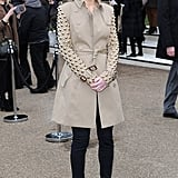 Burberry Brings the A-List to London Fashion Week