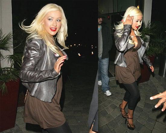 Christina Aguilera Votes