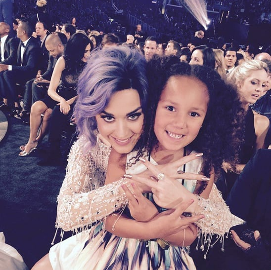 Katy Perry Let S Count All The A Listers Jamie Foxx S Daughter Hung Out With At The Grammys Popsugar Celebrity Photo 3