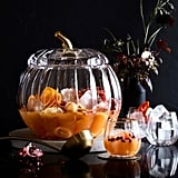 Williams Sonoma Pumpkin Punch Bowl
