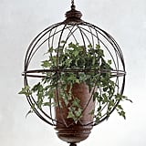 Indoor/Outdoor Hanging Planter ($250)