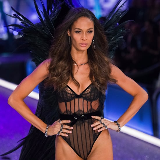 Joan Smalls's Victoria's Secret Fashion Show Prep 2016
