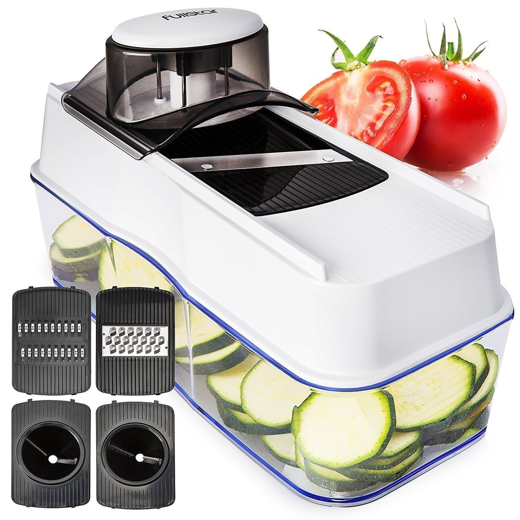 Mandoline Slicer Spiralizer Vegetable Slicer