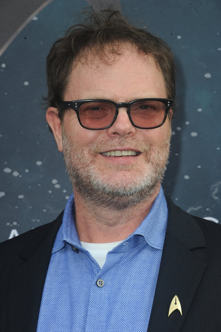Rainn Wilson The Office Cast Quotes About The Reboot