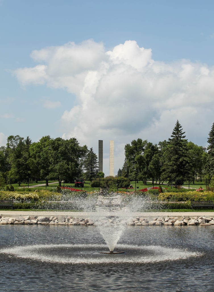 North Dakota — International Peace Garden