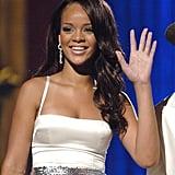 Rihanna Was Still Fresh on the Music Scene