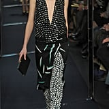 2011 Fall New York Fashion Week: Diane von Furstenberg