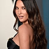Olivia Munn at the Vanity Fair Oscars Afterparty 2020