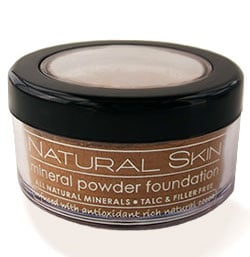 New Product Alert: Mode Cosmetics Natural Skin Mineral Powder Foundation