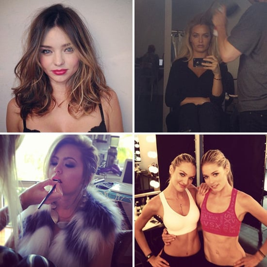 Candid Celebrity Photos From Twitter And Facebook From Bar Refaeli, Miranda Kerr, Lara Bingle And More