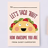 Let's Taco 'Bout Valentines