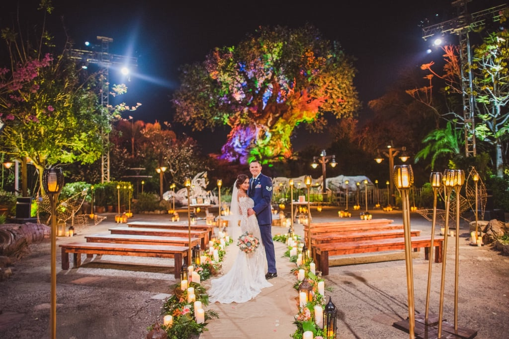 You Can Get Married at the Tree of Life in Animal Kingdom, and It Looks Wildly Beautiful