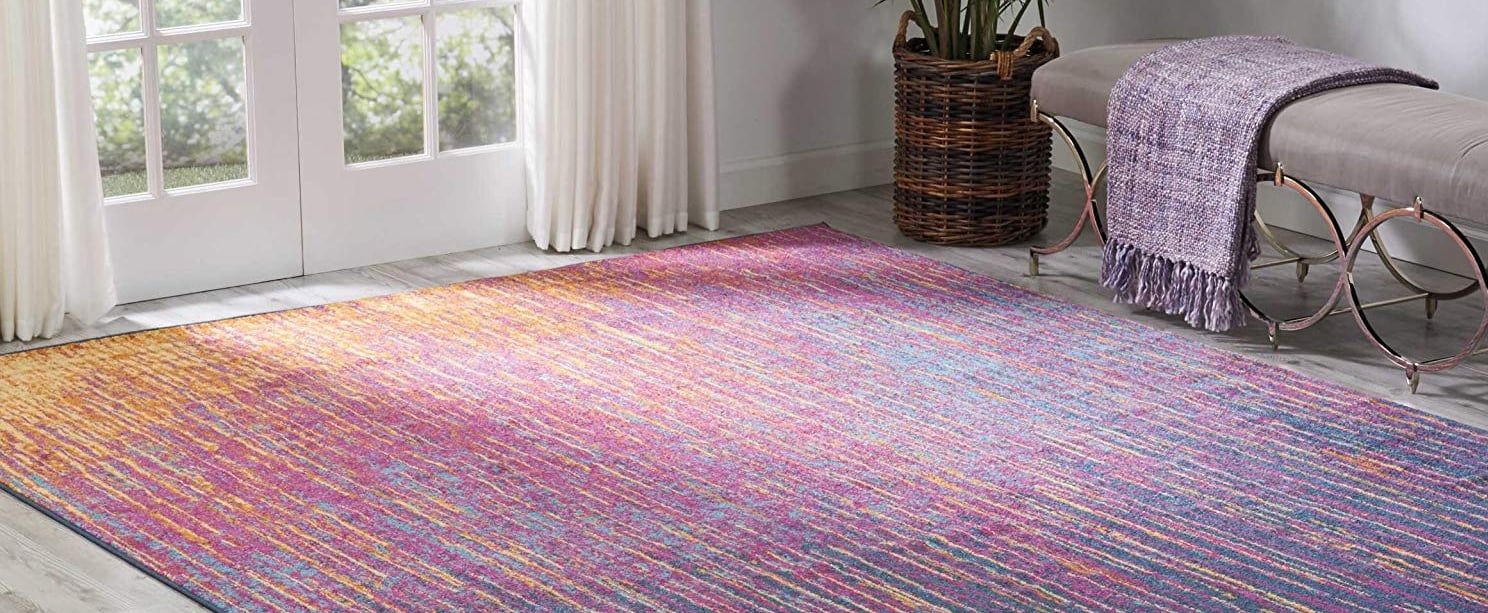 Best Colorful Area Rugs