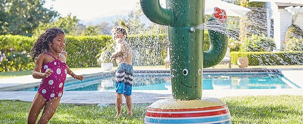 Best Yard Sprinklers For Kids 2018